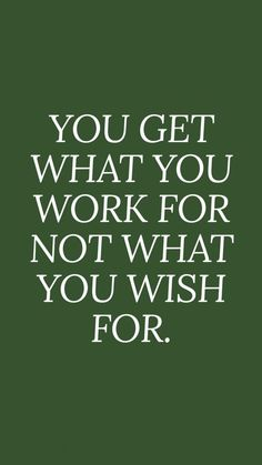 51 Hard Work Quotes - You get what you work for not what you wish for. - Unknown Nothing feels better than achieving your goals! Here are 51 hard work quotes to celebrate your success or get inspired to work hard achieving your dreams. Work Life Quotes, Hard Work Quotes, Quotes Thoughts, Quotes To Live By, Working Woman Quotes, Inspire Quotes, Hard Work Motivational Quotes, Best Work Quotes, Lets Do This Quotes