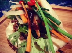 Recipe Chinese Bao Bun by flynnfam, learn to make this recipe easily in your kitchen machine and discover other Thermomix recipes in Main dishes - meat. Pork Recipes, Asian Recipes, Cooking Recipes, Healthy Recipes, Ethnic Recipes, Pork Meals, Japanese Recipes, Chinese Recipes, Savory Snacks