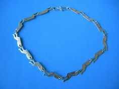 Necklace  Lígia Rocha from drawings made by Risko