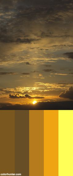 Sunset+Laser+Color+Scheme