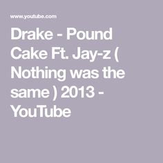 Drake Pound Cake Paris Morton Music  Instrumental Download