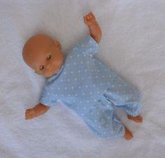 Pyjama pour poupon de 30 cm - MCL Poupées