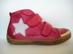 Bisgaard Halbschuhe, Knöchelschuh, Boots, Leder pink, Mod. 40703, Gr. 25-31, NEU