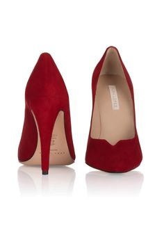 AG178 cherry suede