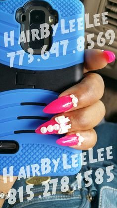 almost done with my nails ♡ ...I'm thinking about letting Verizon go (they keep cheating me ) ...so if u call/txt my 1585# and I dnt respond use my 8569# (at the top of this pic) ...either way -->save my # £££773.647.8569