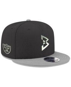 7b8aca39038ed New Era Oakland Raiders Beast Mode 9FIFTY Snapback Cap - Black Adjustable  Professional Football Teams