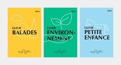 Ville d'Olivet -Brand design on Behance