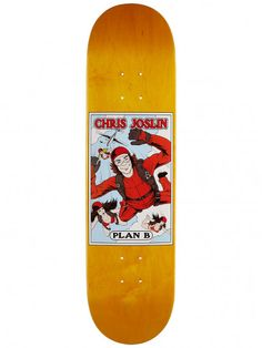Plan B Joslin Alter Ego Deck 8.0 x 31.75