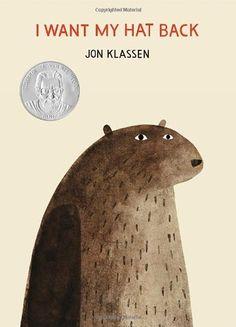 I Want My Hat Back by Jon Klassen,