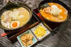 Nosh and Nibble - Hapa Ramen - Japanese Restaurant Review - Vancouver #foodie #foodporn