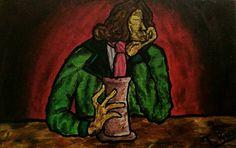 Interpretación de retrato de Jaime Sabartés de Pablo Picasso