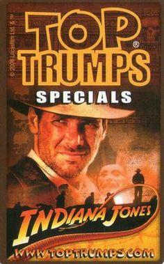 Top Trumps Specials