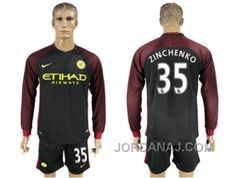 http://www.jordanaj.com/manchester-city-35-zinchenko-away-long-sleeves-soccer-club-jersey.html MANCHESTER CITY #35 ZINCHENKO AWAY LONG SLEEVES SOCCER CLUB JERSEY Only 17.85€ , Free Shipping!