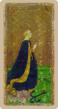 Baraja: Tarot Cary-Yale Visconti-Sforza. Inspiration for Model Under Cover. http://www.carinaaxelsson.com #modelundercover