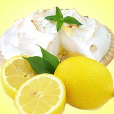 Lemon Meringue Pie Fragrance Oil