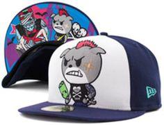 blank black new era hat , Tokidoki Snapback Hat (9) US$6.9 - www.tidehats.com