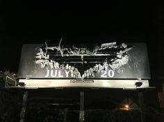 awesome The Dark Knight Rises Batman Billboard 750x562 pic on Design You Trust