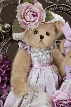 "Bearington Bear Collectible ""Kelsey"" 