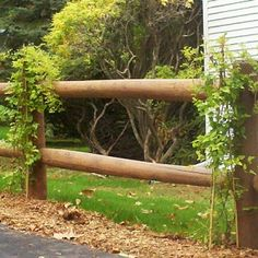 A post and rail is a fence constructed of upright wooden posts with horizontal timber slotted through it.  Traditionally, post and rail has been used for horse corrals and other livestock enclosures on farms and ranches. But, today the style is also used for yard and garden fences.  Is a post and rail the right fence for your needs? Call us at (860) 216-5179 , or email us at info@westhartfordfence.com to find out.