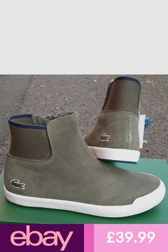 d9a5a19cff68 Lacoste Trainers  eBay Clothes