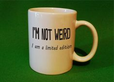 Funny saying Coffee Mug Tea mug coffee cup by SMARTalecsTX on Etsy                                                                                                                                                                                 More