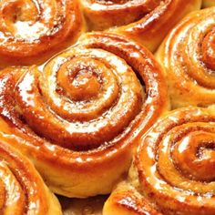 Overnight Cinnamon Rolls Recipe from The Japanese Kitchen