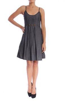 Diesel - Grey Dress in cotton - DIESEL PLUS - DHAFNEE - Size XS Diesel, http://www.amazon.co.uk/dp/B003O7P6B4/ref=cm_sw_r_pi_dp_7qQBrb1B73T4T £39.90