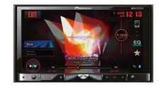 Pioneer lanza dos nuevos receptores AV para coche con aplicaciones de móvil  http://www.xataka.com/p/103930