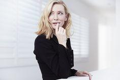 2015 Sì Eau de Toilette On the set - 023 - Cate Blanchett Fan | Cate Blanchett Gallery
