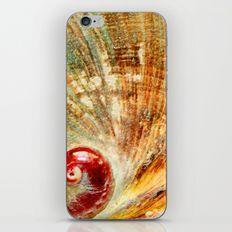 Fossil abalone iPhone & iPod Skin