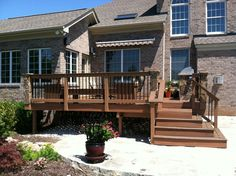 Trex Transcend Composite Round Deck With Roof Www