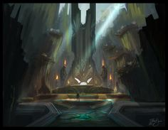 Fire Shrine (Sorcery), Monica Grue