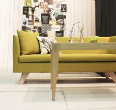 Stunder Spisesofa fra ygg&lyng - Mitt Hjem As Scandinavian Interior, Scandinavian Style, Dining Sofa, Entryway Bench, Interior Styling, Wall, Kitchen, Inspiration, Furniture
