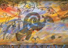 John Bevan Ford Exhibition: He Aho Tangata: The Human Threads – It's On Maori Art, Artist Painting, Ford, Artists, Models, Image, Artist, Model, Modeling