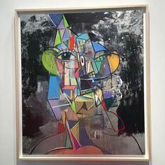 Another amazing #GeorgeCondo masterpiece at #ArtBaselHK by jamieoshea