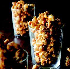 Marvelous maple popcorn