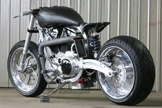 Fusion Motorcycles Will Thibeault Buell conversion