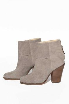 Rag & Bone ankle boots.