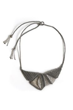 Macrame 1/1 Collection — Tammy Tiranasar Jewelry
