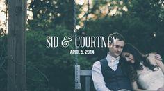Sid & Courtney Wedding