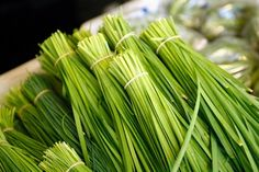 How to Dry Fresh-Cut Chives