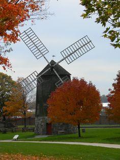 Greenfield Village Windmill