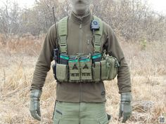 Обзор нагрудника Condor Ops Chest Rig LCS - secretsquirrel.com.ua