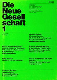 Helmut Schmid 1970s