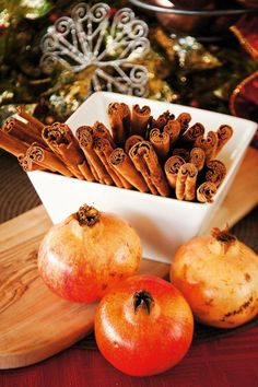 What is your absolute essential Christmas food? The thing you can't do without at this time of year?