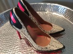 Available @ TrendTrunk.com L.A.M.B. Heels. By L.A.M.B.. Only $78.00! Pumps, Heels, Lamb, Trunks, Fashion, Heel, Drift Wood, Moda, Stems