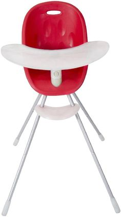 phil Poppy Highchair
