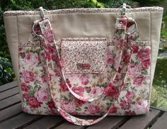 Stow it All Bag by Karen at Sew Whats New