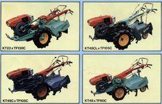 耕耘機-野牛牌