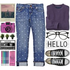"""you're my hardest hello and goodbye."" by nut-and-nude on Polyvore"